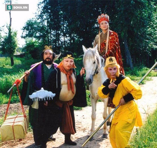 Xem Tây Du Ký nhiều song ít ai nhận ra 5 thầy trò Đường Tăng thực ra chỉ là một người - Ảnh 1.